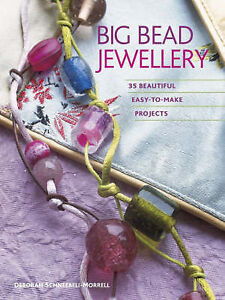 Big-Bead-Jewellery-35-Beautiful-Easy-to-make-Projects-Scneebeli-Morrell-Debor