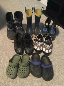 Make me an offer- boys shoes 10/11 Lot