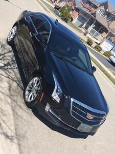 2015 Cadillac ATS Sedan Performance AWD 2.0 Ltr Turbo Oakville / Halton Region Toronto (GTA) image 1
