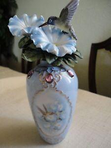 Lena Liu's Essence of Spring Hummingbird Vanity Perfume Bottles