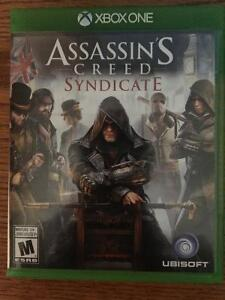 Selling: Assasin's Creed Syndicate (XB1)