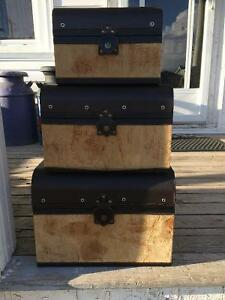 3 Trunk's