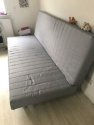 Prime Futon Sofabed Ikea Three Seat Sofa Bed Beddinge With Cover Double Bed Free Delivery In Forest Hill London Gumtree Machost Co Dining Chair Design Ideas Machostcouk