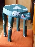 Table grenouille