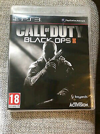 Ps3 game / black ops 2 / very good condition