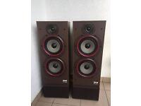 Bower and Wilkins DM330 Floorstanding Loudspeakers
