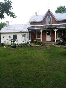 Country 100 acre Farm for rent