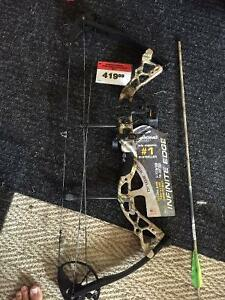 Brand new compound bow 2016