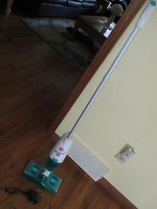 CORDLESS RECHARGEABLE DIRT DEVIL VACUUM AND SWEEPER WITH CHARGER