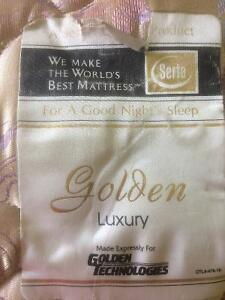 Golden luxury remote bed Cornwall Ontario image 2