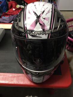 RJAYS branded Ladies XSMALL road bike motorcycle helmet