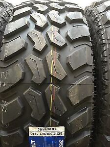 35X12.5R20 or 33X12.5R20 - GO PLAY IN MUD! FOR A SET!!!