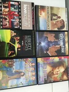 Pack of 6 great chick flicks