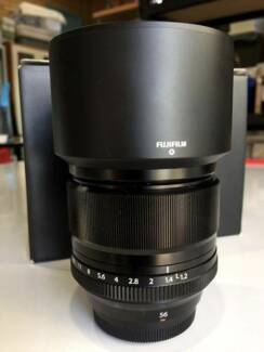 Fuji XF 56mm f1.2R (Boxed-as new)