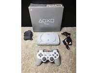 PLAYSTATION 1 CLASSIC BOXED