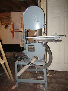 """Delta 14"""" bandsaw, made in USA model"""