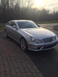 2007 Mercedes-Benz CLS550 - AMG PACKAGE