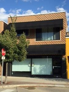 Commercial Building For Sale 91 Hudson Ave Salmon Arm, BC