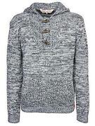 Mens Toggle Sweater