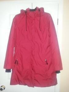 Manteau Kanuk 3/4 rouge