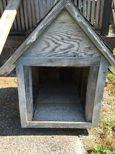 Giving away dog house