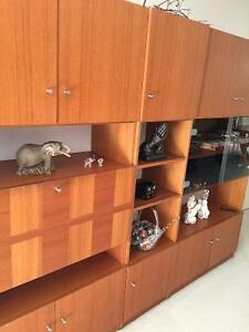 MUST SELL**** MUST SELL**** TEAK WALL UNIT