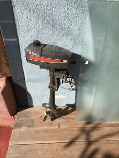 Outboard 2 Hp mariner