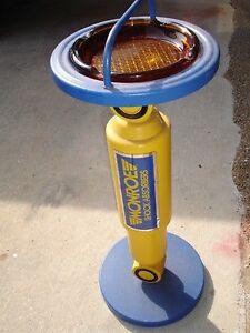 Monroe shock ashtray