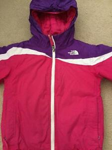 North Face Girl Winter Insulated Jacket 4T Cambridge Kitchener Area image 1