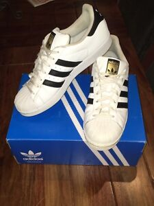Adidas Superstars - UK size 11 Grange Charles Sturt Area Preview