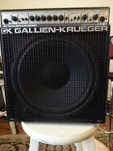 Gallien-Krueger MB150E-112 150-Watt Micro-Bass Combo