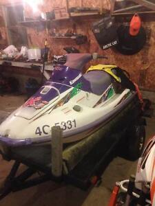 Looking to trade for a boat