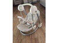 Baby seat (swing & musical - Mamas & Papas)