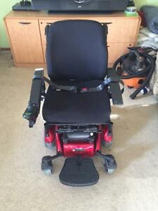 Electric wheelchair (barely used)