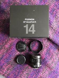 FUJINON XF 14MM F2.8 LENS