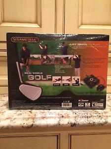 Real golf for PS2 with everything to play