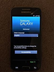 Samsung S4 Mini with Charger