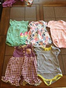 Baby clothes size 6mth and 6-9mths