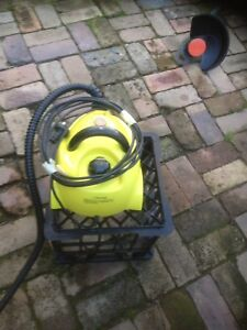 Vacuum Steam Cleaner Heckenberg Liverpool Area Preview
