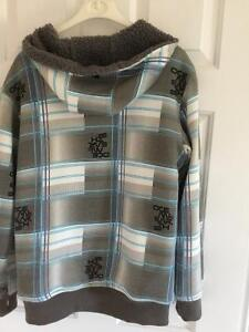 Excellent Youth Plaid Jacket, Size L,  Great for Fall London Ontario image 3