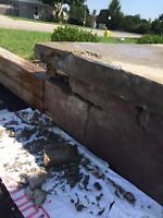 Foundation Repair/Parging