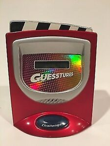 GUESSTURES Electronic Party game