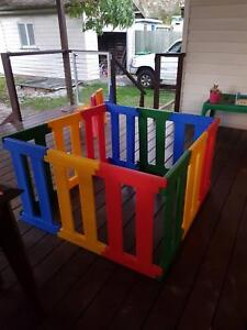 Plastic playpen Oxley Brisbane South West Preview