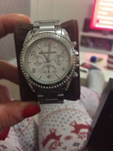 Michael kors silver watch Kensington Eastern Suburbs Preview