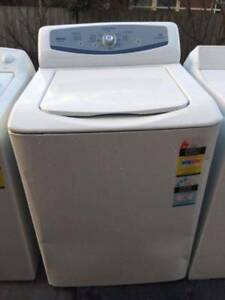 much newer model / large 7.5 kg haier top washing machine , can d Mont Albert Whitehorse Area Preview