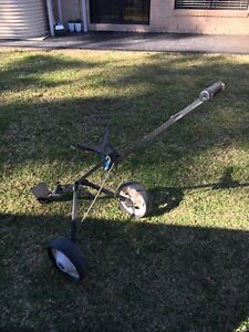 Golf bag buggy trolley Hebersham Blacktown Area Preview