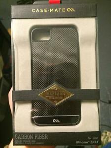 Genuine carbon fiber iPhone 5/5S case