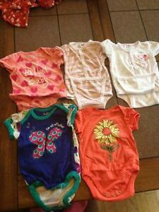 Summer clothes size 3-6mths
