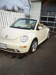 New beetle 2004 convertible turbo