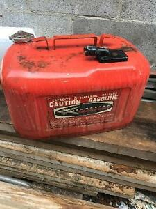 Marine gas cans